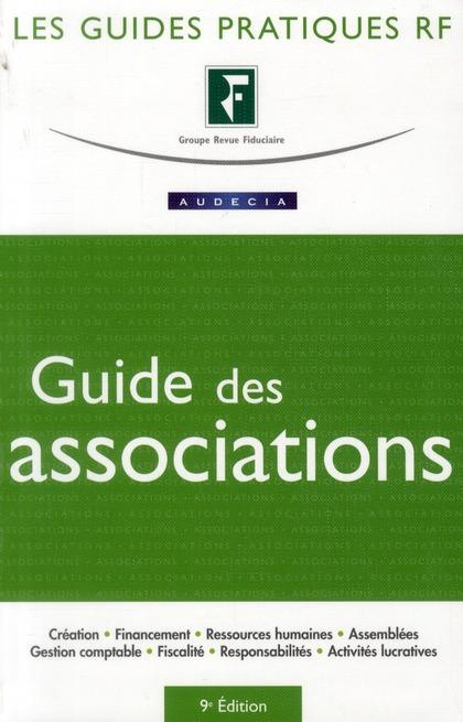 Le guide des associations (édition 2011)