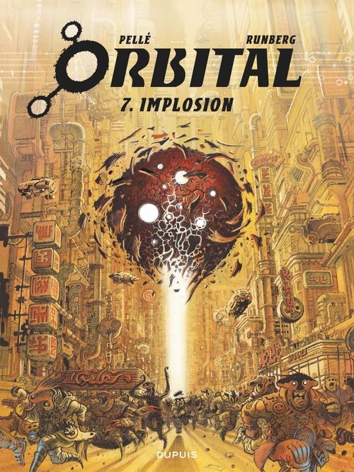 Orbital T.7 ; implosion