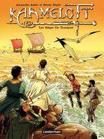 Vente Livre Numérique : Kaamelott (Tome 2) - Les Sièges De Transport  - Alexandre Astier