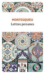 Vente Livre Numérique : Lettres persanes  - Charles de Montesquieu