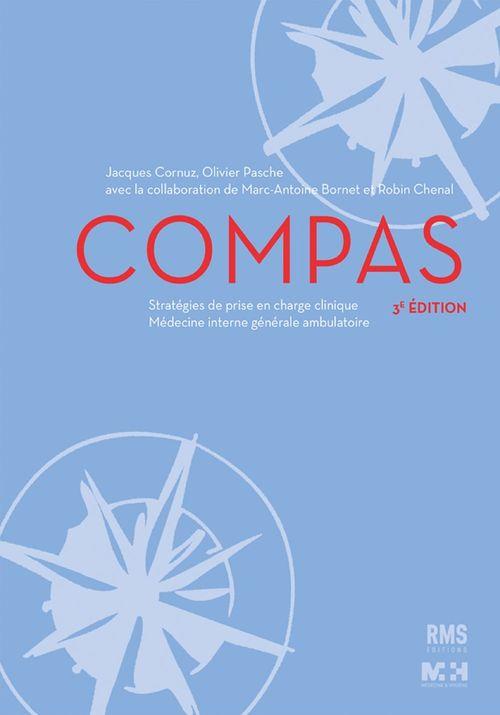 Compas ; stratégies de prise en charge clinique médecine interne générale ambulatoire (3e édition)