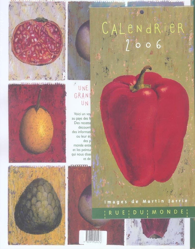 Cuisine grande comme un jardin + calendrier 2006