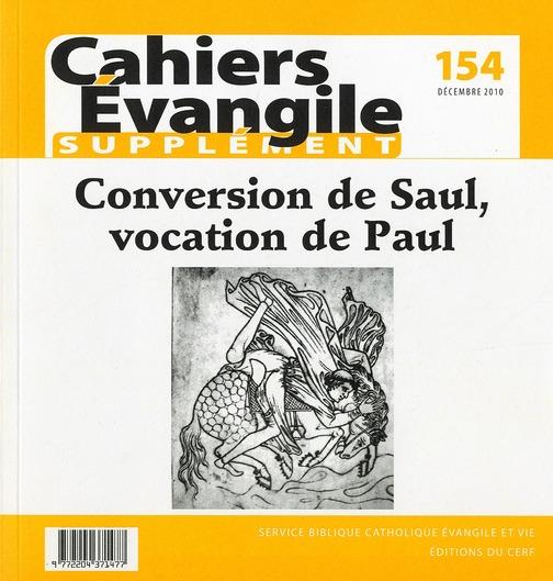 SCE-154 CONVERSION DE SAUL, VOCATION DE PAUL