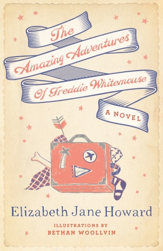 The Amazing Adventures of Freddie Whitemouse