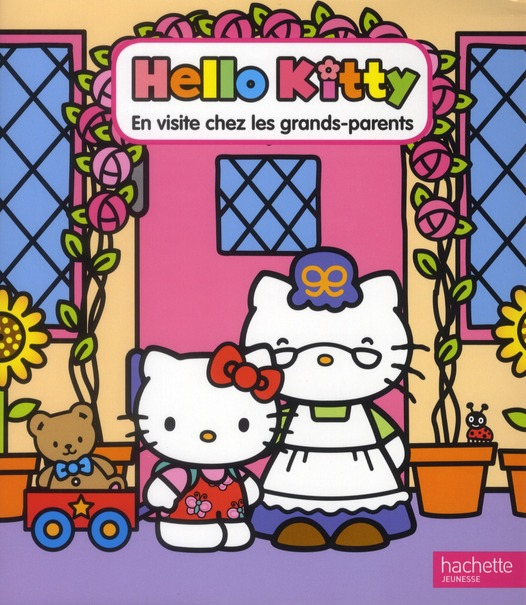 Hello Kitty ; En Visite Chez Les Grand-Parents
