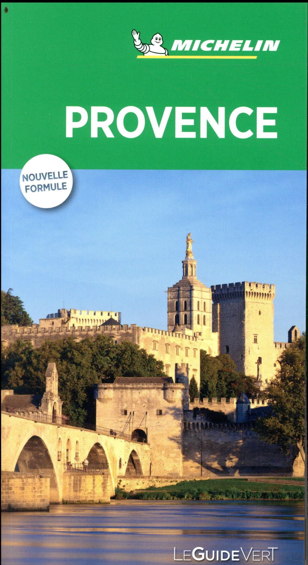 LE GUIDE VERT ; Provence