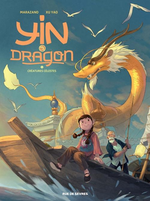 Yin et le dragon T.1 ; un bien bel épisode