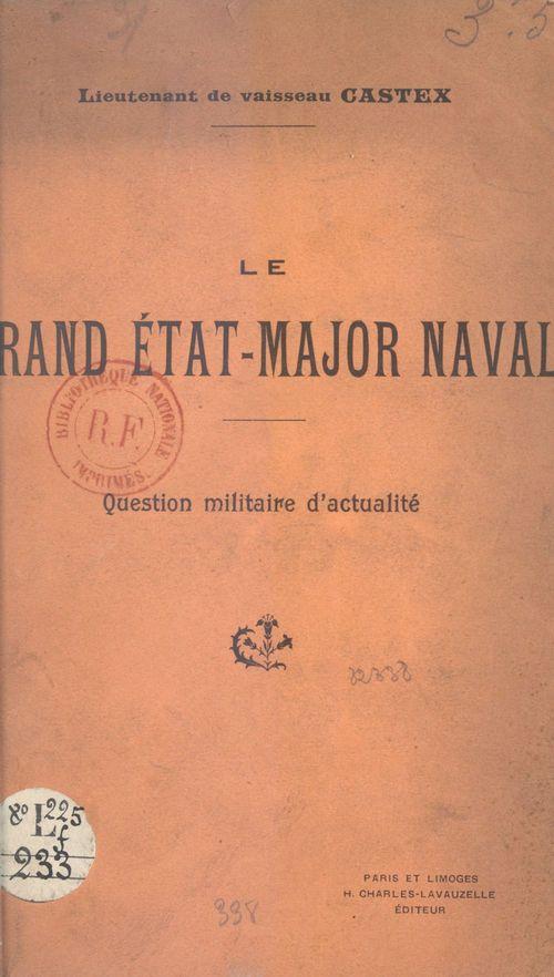 Le grand État-major naval