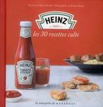 Couverture de Heinz ; les 30 recettes culte
