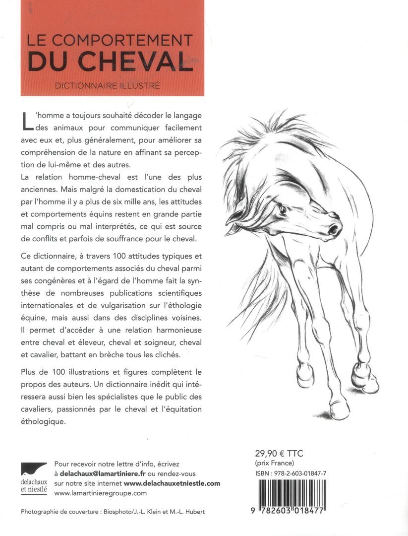 Le comportement du cheval