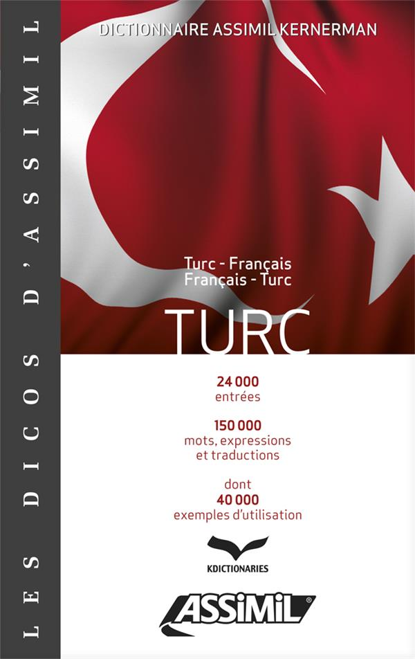 Dictionnaire Turc