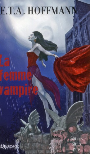 Frissons t.2 ; la femme vampire