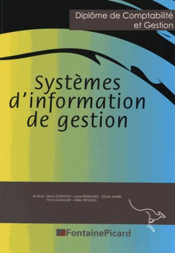 Système d'information de gestion ; DCG U8