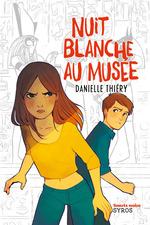 Vente EBooks : Nuit blanche au musée  - Danielle Thiéry