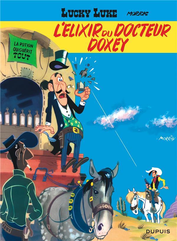 Lucky Luke T.7 ; L'Elixir Du Docteur Doxey