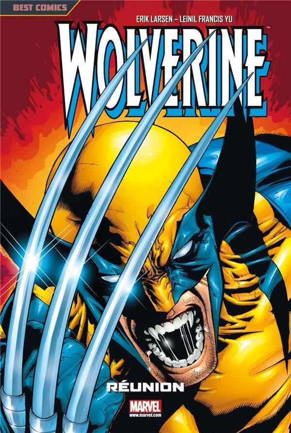 Wolverine T.1 ; réunion