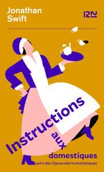 Vente EBooks : Instructions aux domestiques  - Jonathan Swift