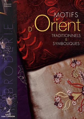 Motifs D'Orient Traditionnels Et Symboliques