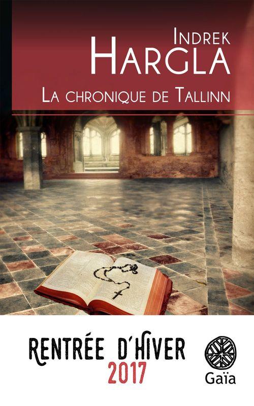 Melchior l'apothicaire T.5 ; la chronique de Tallinn