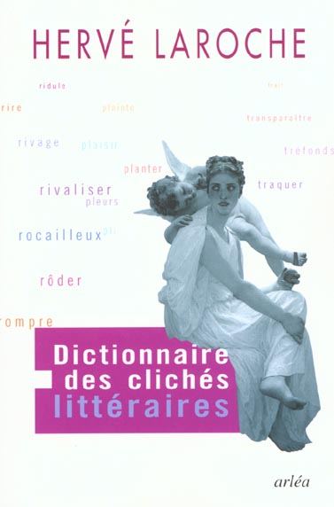 dictionnaire des cliches litteraires