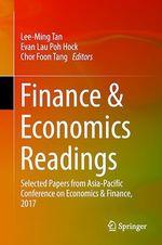 Finance & Economics Readings  - Evan Lau Poh Hock - Lee-Ming Tan - Chor Foon Tang