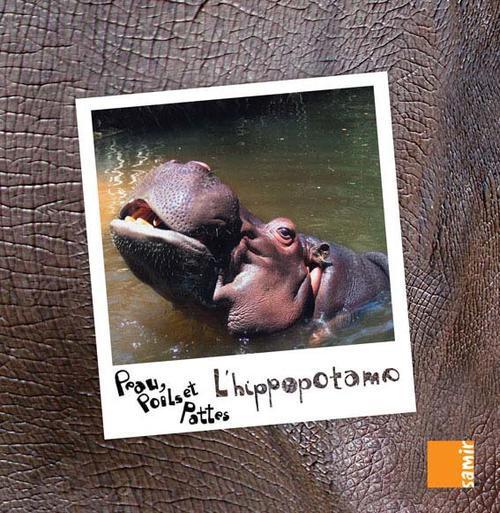 Peau, Poils Et Pattes; L'Hippopotame