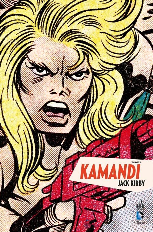 Kamandi - Tome 2  - Jack Kirby