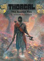 Vente Livre Numérique : Thorgal - Volume 27 - The Scarlet Fire  - Xavier Dorison