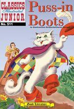 Vente Livre Numérique : Puss-In-Boots  - Charles Perrault