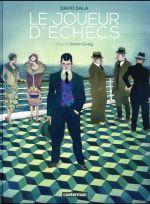 Couverture de Le Joueur D'Echecs - D'Apres Stefan Zweig