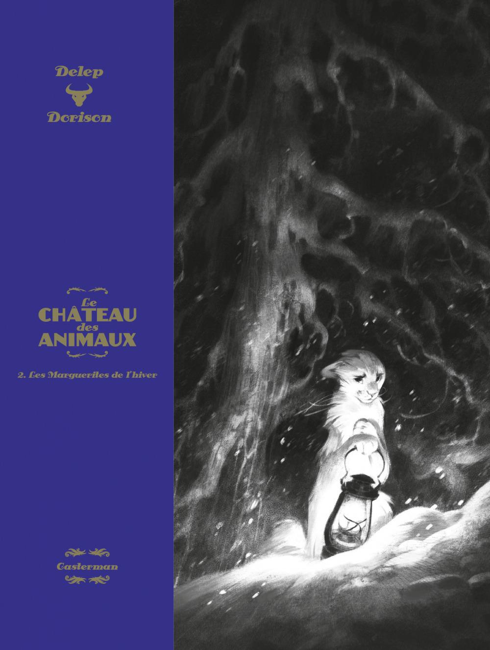 Le Château des Animaux - Édition luxe (Tome 2)