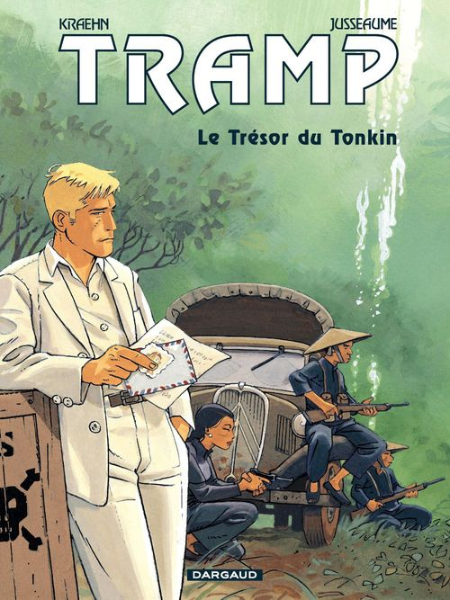 Tramp T.9 ; le trésor du Tonkin