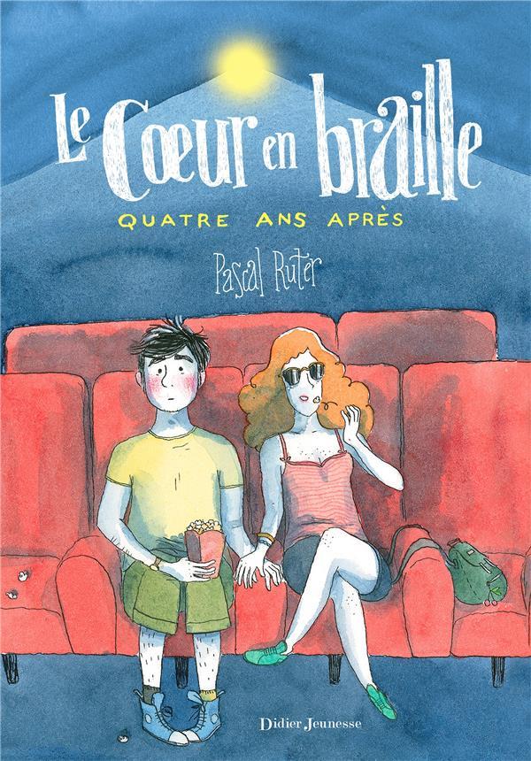 Le coeur en braille Quatre ans après Vol.3