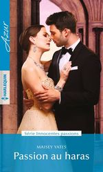 Vente Livre Numérique : Passion au haras  - Maisey Yates