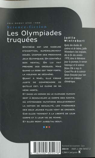 Les olympiades truquees