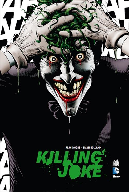 KILLING JOKE Moore Alan