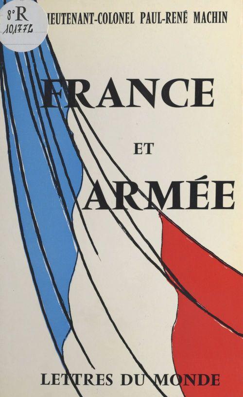 France et armée