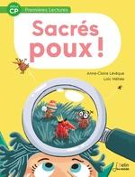 Vente EBooks : Sacrés poux !  - Anne-Claire Lévêque