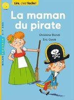 Vente EBooks : La maman du pirate  - Ghislaine Biondi