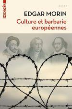 Vente Livre Numérique : Culture et barbarie européennes