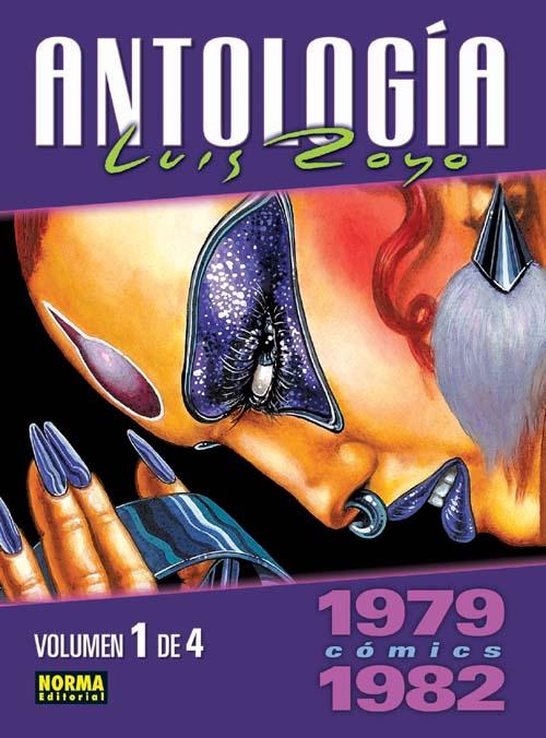 Antologia Luis Royo t.1 ; 1979-1982