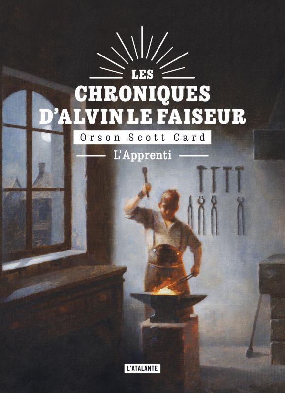 Les chroniques d'Alvin le Faiseur T.3 ; l'apprenti