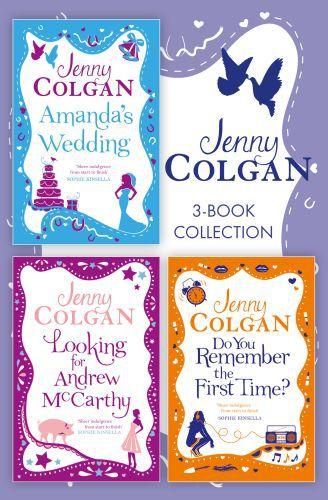 Jenny Colgan 3-Book Collection: Amanda's Wedding, Do You Remember the