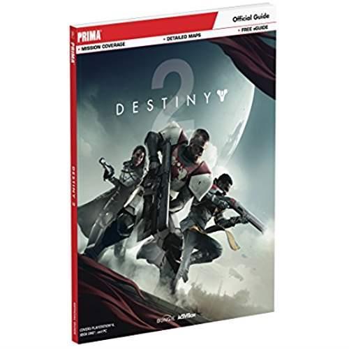 Destiny t.2 ; prima official guide