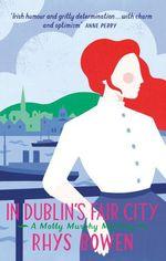 Vente Livre Numérique : In Dublin's Fair City  - Rhys Bowen