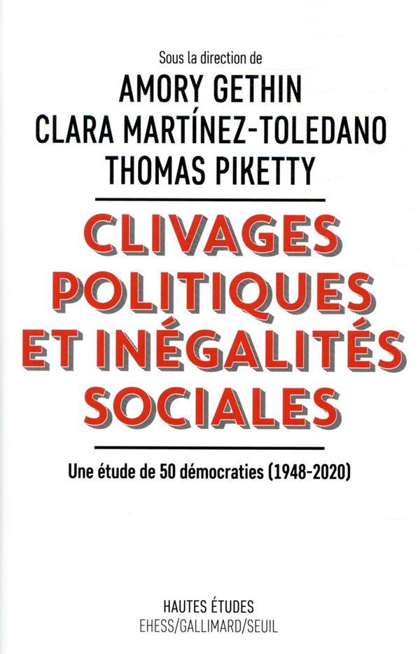 clivages politiques et inégalités sociales ; une étude de 50 démocraties (1948-2020)