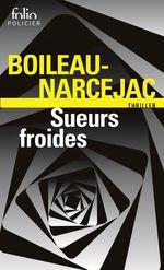 Vente Livre Numérique : Sueurs froides  - Boileau-Narcejac