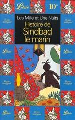 Couverture de Histoire de sindbad le marin - - les mille et une nuits