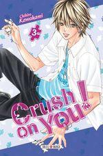 Vente Livre Numérique : Crush on You ! T03  - Chihiro Kawakami