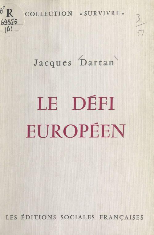 Le défi européen
